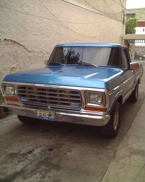 camionetas ford pick up 1979