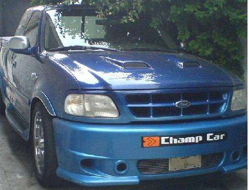Ford Lobo cabina y media Tuning 1