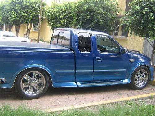 Ford Lobo cabina y media Tuning 2