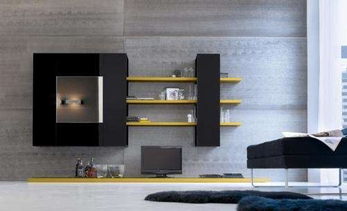 1000 images about muebles minimalista on pinterest for Mueble tv minimalista