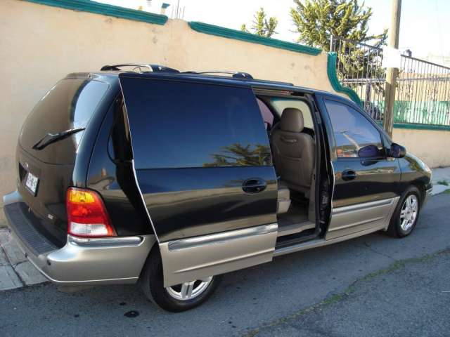 Ford Windstar Manual