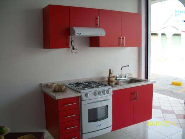 Fotos de closet s y cocinas l m le n pictures to pin on - Cocinas modernas y economicas ...