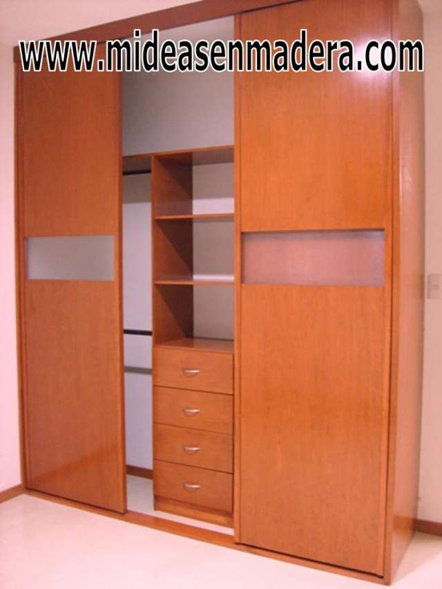 Fotos muebles closet 20170905145604 for Closets y muebles
