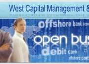 Asesoria juridica en apertura de cuentas bancarias  offshore