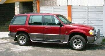 Ford explorer mountaineer 1997