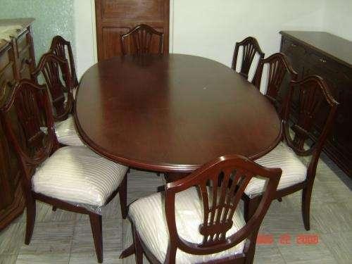 Vendo comedor estilo ingles en Guadalajara - Muebles | 55774