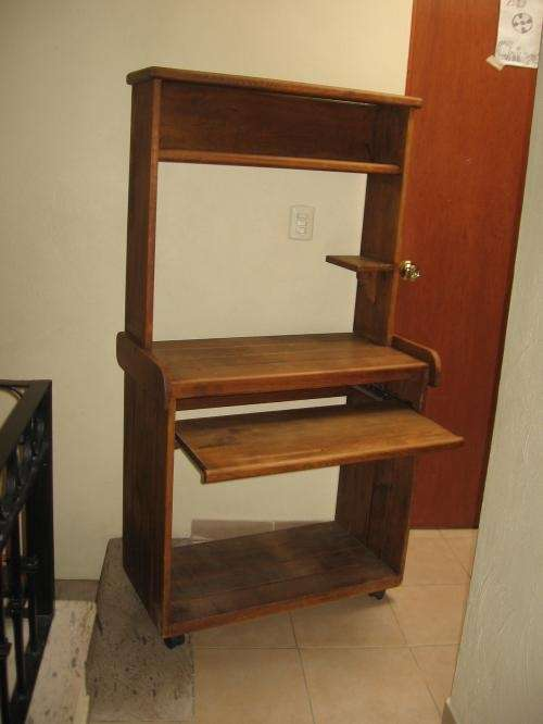 Muebles Para Computadora De Madera.Escritorio Para Computadora En Jalisco Muebles 56495
