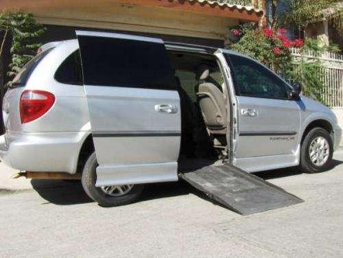 Vehículos adaptados para silla de ruedas