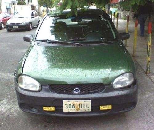Chevrolet chevy pop 2001 28 500 remato