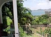 Venta  o renta casa en acapulco con vista a la bahia