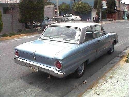 Vendo ford 200 1963