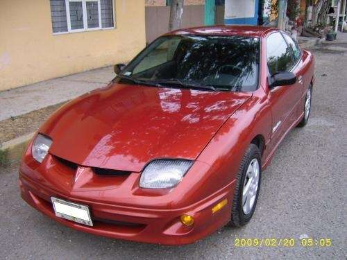 Pontiac sunfire coupe 2000
