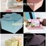 Cajitas, pastel de cajitas, invitaciones, sobres, aprende a hacerlos