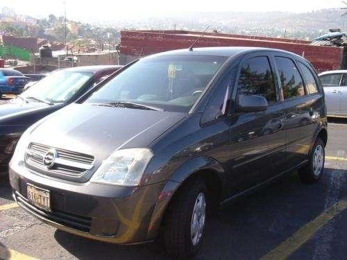 Vendo chevrolet, meriva eastronic 2005 automática con aire acondicionado
