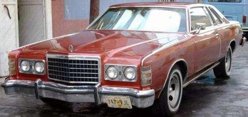 Vendo ford ltd 1976 flamante