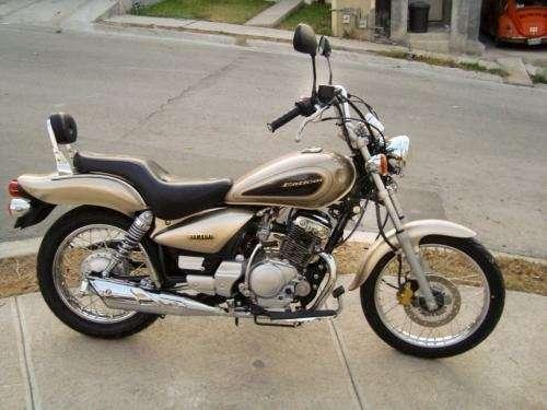 Moto Chopper Enticer 2007 125cc