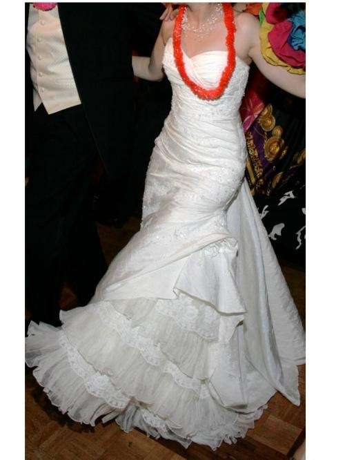 vestido de novia usado monterrey en nuevo león - ropa y calzado | 145675