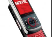 Nextel ilimitado por solo $499.00 ... que esperas?? nuevo motorokr i856 slider