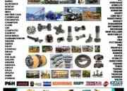 Importacion y venta de Gruas, refacciones y maquinaria pesada