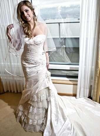 hermosos vestidos de novia a buen precio!!! en sinaloa - ropa y