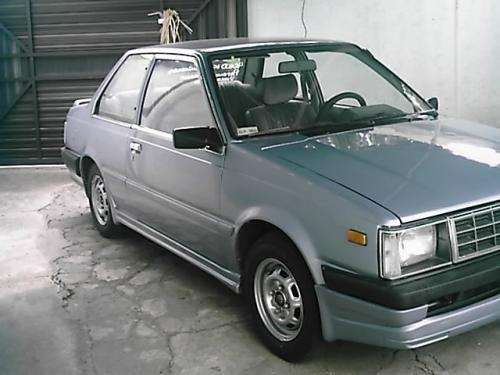 Solo conocedores¡¡¡¡¡¡¡ unico tsuru 1987