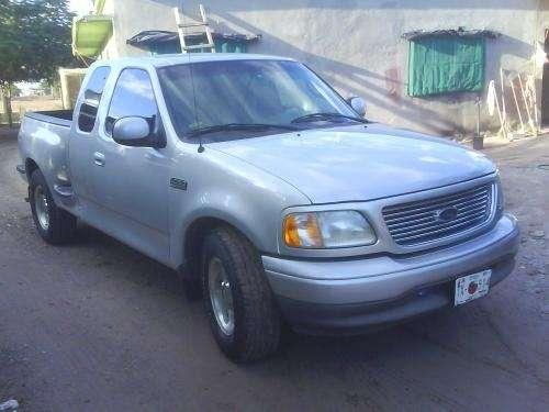 Vendo Ford Lobo 2000 Supercab En Sinaloa
