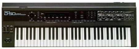 "Vendo teclado sintetizador roland d-50 "" urge """