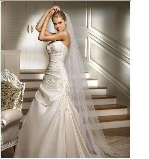 vendo vestido de novia pronovias en monterrey - ropa y calzado | 161629