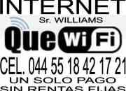 INTERNET INFINITUM SIN RENTAS FIJAS! UN SOLO PAGO