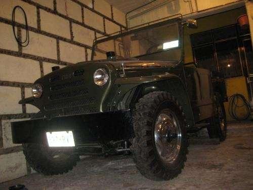 Jeep fiat campagniola