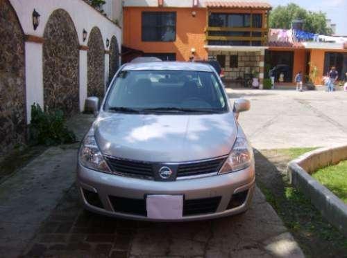 Nissan tiida custom 2009