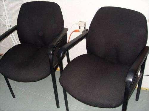 2 sillas de lujo fijas para oficina en Querétaro - Muebles | 165568