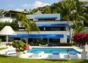 Hermosa villa cristal las brisas acapulco con playa privada!