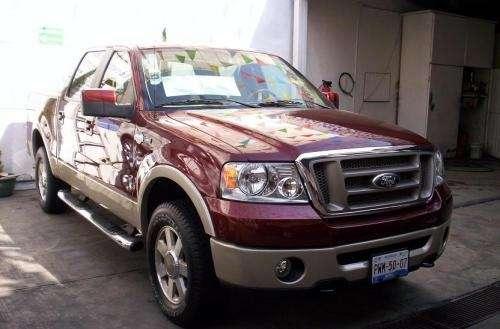 2007 Ford Lobo King Ranch Super Crew 4x4 En Distrito