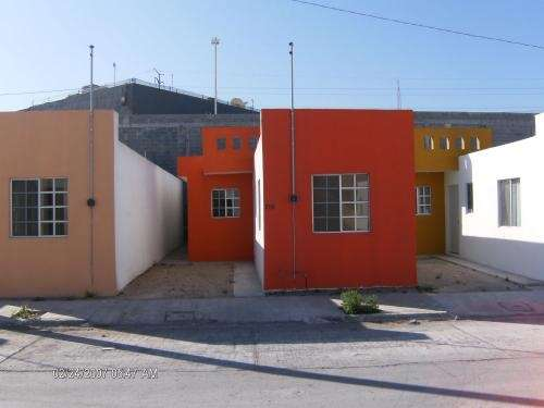 Ultimas casas con 102m de terreno con credito infonavit por chedraui