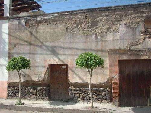 Vendo casa antigua como terreno en puebla