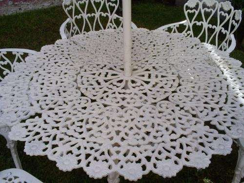 Fotos de Vendo juego de mesa y sillas para jardin en Guadalajara, Mexico