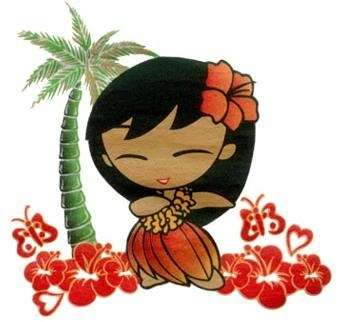 Clases de hawaiano y tahitiano