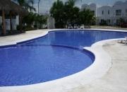 Casa en condominio en renta vacacional, calle las ceibas, col. zona hotelera sur, puerto vallarta, jalisco