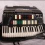 Acordeon Piano Cordovoz Italiano de los 60