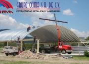 Estructuras metálicas y laminación GRUPO CCIMA S.A DE C.V
