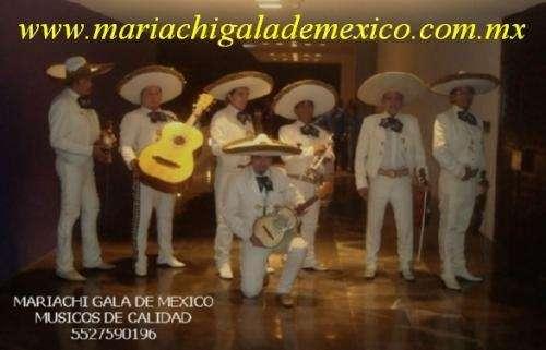 Mariachis de gala 56-14-65-13 llamanos