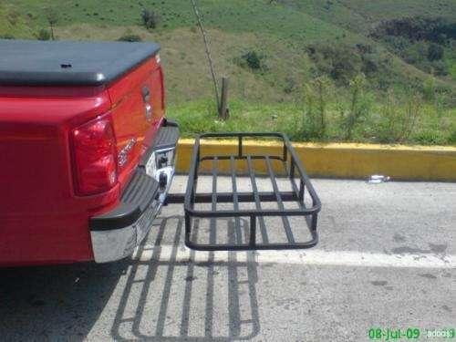Canastilla porta equipaje para tiron o hitch en México - Accesorios ... 575be15841ba