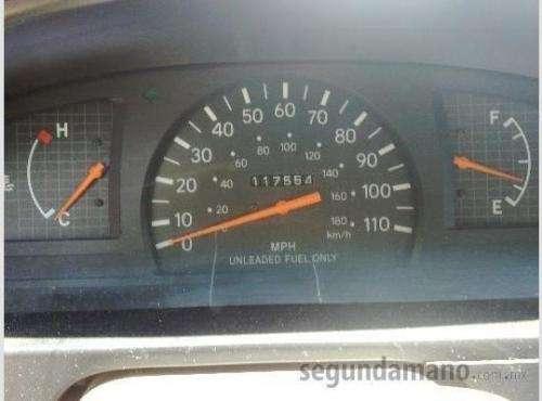 Toyota tacoma cabina y media99
