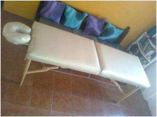 Camas de masaje mesas de reiki portatiles