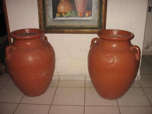 Hermosos jarrones gigantes de barro decorativos en Jalisco - Otros ...