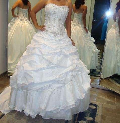 Remato Vestido De Novia Nuevo Con Etiqueta En Monterrey
