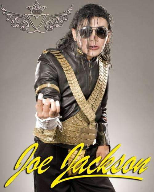 Aa imitador de michael jackson show fiesta infantil