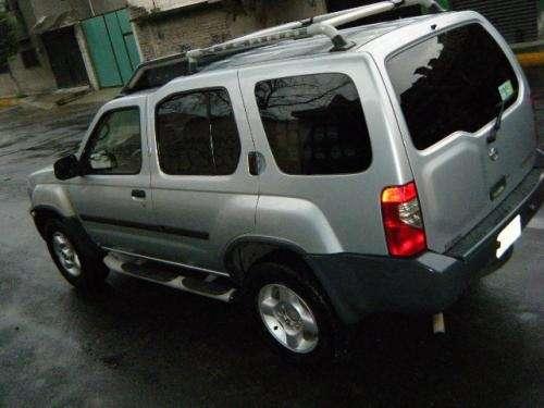 Nissan x-terra se 2001, v6, 4x4 piel, quemacocos, t/a, a/c en el d.f.