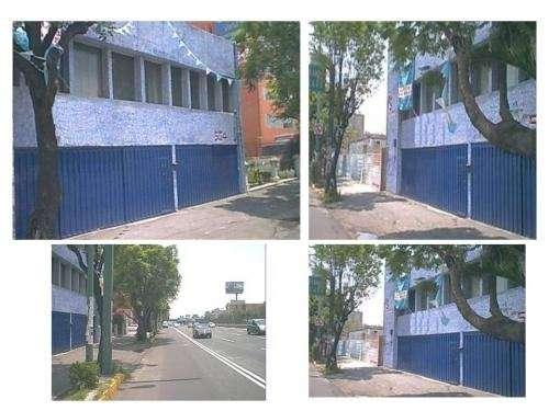 Edificio en renta sobre av. tlalpan
